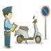 2輪バイクの駐禁を100%回避している輩に注意喚起