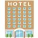 ホテル業界に激震走る!1泊390円で泊まれるホテルが話題